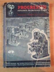 PROGRESSUS FORTSCHRITTE DER DEUTSCHEN TECHNIK BERLIN , NR. 8 , AUGUST 1941