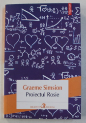 PROIECTUL ROSIE de GRAEME SIMSION , 2013