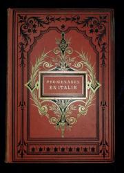 PROMENADES EN ITALIE par M. L'ABBE ROLLAND - PARIS, 1880