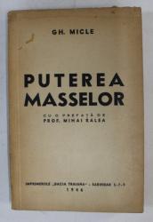 PUTEREA MASSELOR de GH. MICLE , 1946