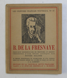 R. DE LA FRESNAYE par ROGER ALLARD , 1922