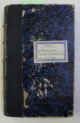 REFLEXIONS SUR LA METAPHYSIQUE DU CALCUL INFINITESIMAL par CARNOT , 1860