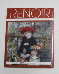 RENOIR - THE  GREAT ARTISTS COLLECTION , INCLUDES 6 FREE READY - TO - FRAME 8 x 10 PRINTS , 2013