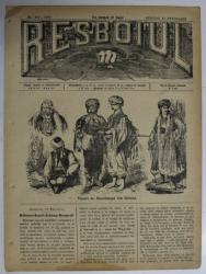 RESBOIUL  - ZIAR CU APARITIE ZILNICA , IN BUCURESTI , NR. 937  , MIERCURI  , 20   FEBRUARIE , 1880 , PREZINTA PETE