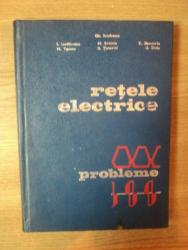 RETELE ELECTRICE . PROBLEME de GH. IACOBESCU ... G. DEDU , 1977