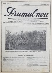 REVISTA 'DRUMUL NOU', ANUL V, 1936