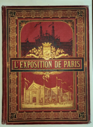 REVISTA ' L'EXPOSITION DE PARIS ' redactata de A. BITARD - PARIS, 1878