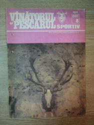 REVISTA ''VANATORUL SI PESCARUL SPORTIV'', NR. 8 AUGUST 1988
