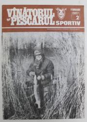 REVISTA VINATORUL SI PESCARUL SPORTIV , ANUL XXXIX , NUMARUL 2 ( 456 ) FEBRUARIE , 1987