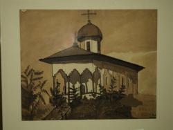 Rezeda Moga Dumitrescu, Biserica Bucur