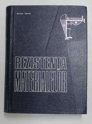 REZISTENTA MATERIALELOR de MIHAI TRIPA , 1967