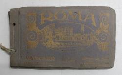 ROMA - VATICANO MUSEO DI SCULTURA , CONTINE 20 DE CARTI POSTALE ILUSTRATE , DETASABILE , EDITIE INTERBELICA