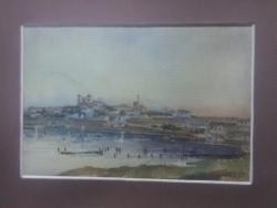 S COTIFIDE, TEKIRGHIOL 1921 ,SEMNAT SI DATAT DREAPTA JOS