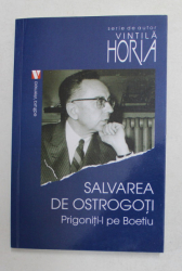 SALVAREA DE OSTROGOTI - PRIGONITI- L PE BOETIU de VINTILA  HORIA , 2016