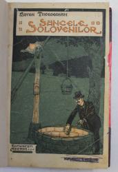 SANGELE SOLOVENILOR de  CATON THEODORIAN,  1908