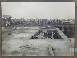 Santier din Bucuresti, Perioada interbelica