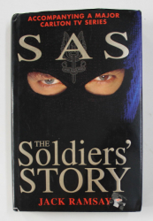 SAS - THE SOLDIER 'S STORY by JACK RAMSAY , 1996