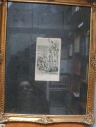 SCENA EROTICA- GRAVURA, SFARSIT SEC. XVII