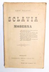 SCLAVIA MODERNA de LEON TOLSTOI , 1905