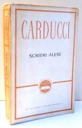 SCRIERI ALESE de CARDUCCI , 1964