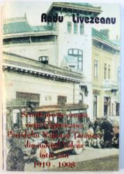 SCURTA ISTORIE ASUPRA VIETII ORGANIZATIEI PARTIDULUI NATIONAL TARANESC DIN JUDETUL VALCEA INTRE ANII 1919 - 1998 de RADU LIVEZEANU , 1999