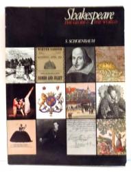 SHAKESPEARE, THE GLOBE & THE WORLD by S. SCHOENBAUM , 1981