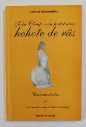 SI IN OLIMP S - AU PUTUT AUZI HOHOTE DE RAS de LEONID GHEORGHIAN , 2004