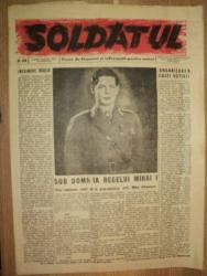 SOLDATUL, FOAIE DE LAMURIRI SI INFORMATII PENTRU OSTASI, NR. 208, 7.11.1942   1942