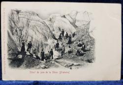 Stanci de sare de la Slanic (Prahova) - Carte Postala Clasica