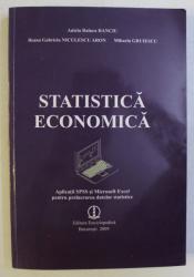 STATISTICA ECONOMICA de COLECTIV , 2009