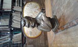 Statueta bronz I. C. Bratianu, Jalea
