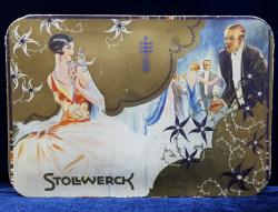 STOLLWERCK  - CUTIE PENTRU BOMBOANE
