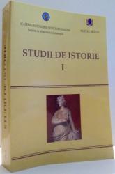 STUDII DE ISTORIE de CONSTANTIN BUSE, IONEL CONDEA, VOL I , 2012