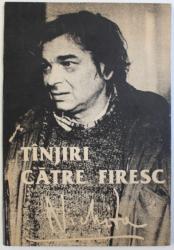 TANJIRI CATREFIRESC de NICHITA STANESCU , 1993
