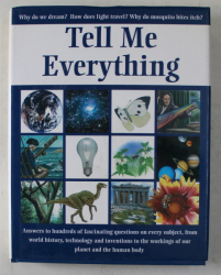 TELL ME EVERYTHING , 2005