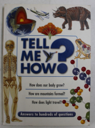 TELL ME HOW ? , 2001
