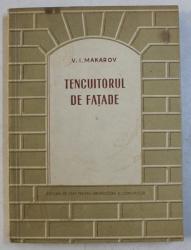 TENCUITORUL DE FATADE de V . I. MAKAROV , 1955