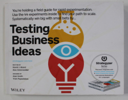 TESTING BUSINESS IDEAS by DAVID J. BLAND , 2020