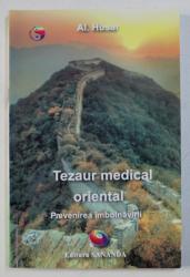 TEZAUR MEDICAL ORIENTAL- PREVENIREA IMBOLNAVIRII de AL . HUSAR , 2013
