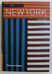 THE ART GUIDE , NEW YORK by MORGAN FALCONER , 2011