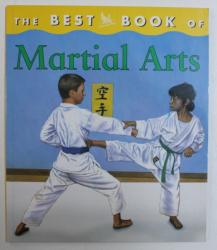 THE BEST BOOK OF MARTIAL ARTS by LAUREN ROBERTSON , 2005