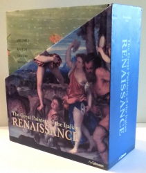 THE GREAT PAINTERS OF THE ITALIAN RENAISSANCE by EBERHARD KONIG , VOL I-II , 2008