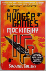 THE HUNGER GAMES  - MOCKINJAY by SUZANNE COLLINS , 2010