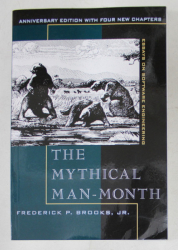 THE MYTHICAL MAN - MONTH by FREDERICK P. BROOKS , JR. , 1995