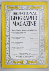 THE NATIONAL GEOGRAPHIC MAGAZINE , VOLUME LXXV , NUMBER TWO , FEBRUARY 1939