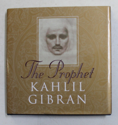 THE PROPHET by KAHLIL GIBRAN , 1998