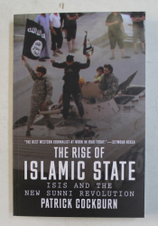 THE RISE OF ISLAMIC STATE by PATRICK COCKBURN , 2015