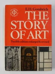 THE STORY OF ART by E.H. GOMBRICH , WITH 398 ILLUSTRATIONS , 1972
