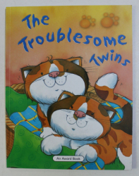 THE TROUBLESOME TWINS by ELLEN FORD , ILLUSTRATED by ANDY EVERITT STEWART , 2003