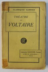 THEATRE DE VOLTAIRE , TOME PREMIER